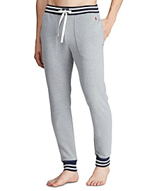 Men's Brushed Fleece Pajama Joggers