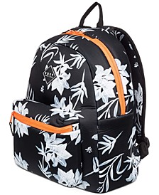 Infinite Ocean Printed Backpack