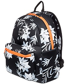 Roxy Infinite Ocean Printed Backpack