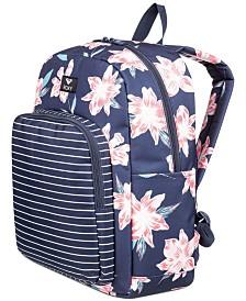 Roxy Winter Waves Printed Backpack
