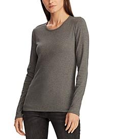 Long-Sleeve Stretch T-Shirt