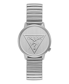 LIMITED EDITION Stainless Steel Expansion Bracelet Watch 38mm, Created for Macy's
