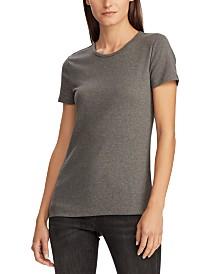 Lauren Ralph Lauren Stretch Knit T-Shirt