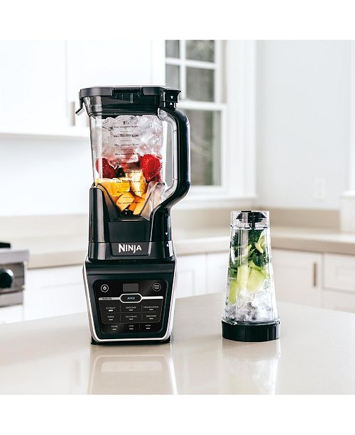 Ninja Blender with Vacuum-iQ