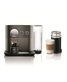 by De'Longhi Expert Espresso Machine with Aeroccino