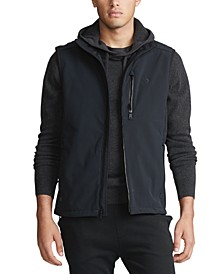 Men's Stretch Soft-Shell Vest