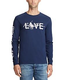 Polo Ralph Lauren Men's Love T-Shirt