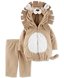 Baby Boys & Girls 2-Pc. Little Lion Costume