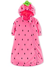 Baby Girls Strawberry Sleep Bag