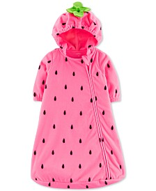 Carter's Baby Girls Strawberry Sleep Bag