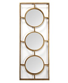Stratton Home Decor Rosa Mirror