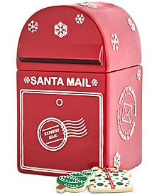 Martha Stewart Collection Mailbox Cookie Jar, Created for Macy's
