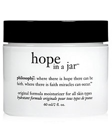 philosophy hope in a jar, 2 oz