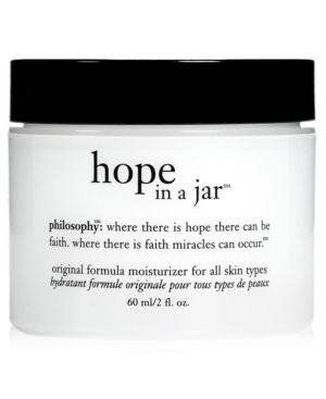 'HOPE IN A JAR' FOR ALL SKIN TYPES