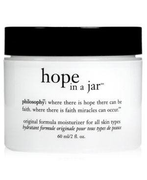 philosophy hope in a jar, 2 oz