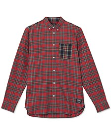 Men's Tartan Flannel Shirt