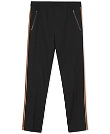 Men's Relaxed-Fit Side Stripe Pants