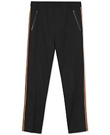 WeSC Men's Relaxed-Fit Side Stripe Pants