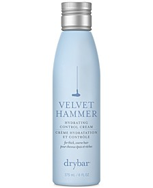 Velvet Hammer Hydrating Control Cream, 6-oz.