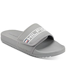 Tommy Hilfiger Men's Ricardo Pool Slide Sandals