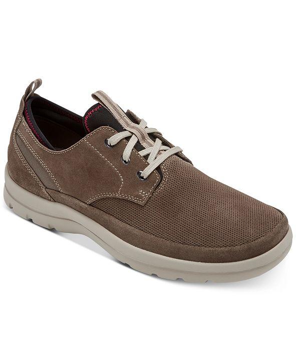 Rockport Men's Get Your Kicks II 3 Eye Sneaker