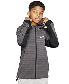 Big Boys Full-Zip Training Hoodie