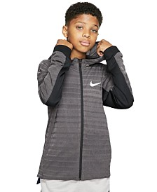 Nike Big Boys Full-Zip Training Hoodie