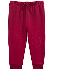 Baby Boys Knee Patch Jogger Pants, Created for Macy's