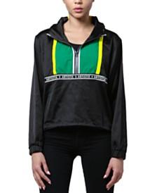 Artistix Colorblocked Pullover Track Jacket