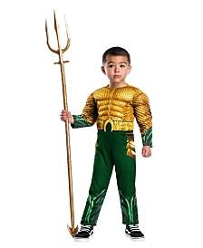 BuySeasons Aquaman Movie Toddler Aquaman Infant-Toddler Costume