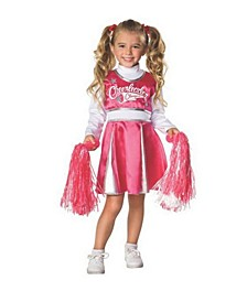 Cheerleader Infant-Toddler Costume