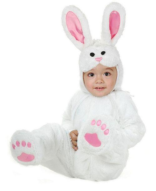 BuySeasons Little Bunny Infant Costume