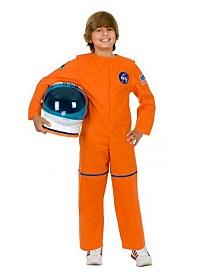 BuySeasons Astronaut Suit Child Costume
