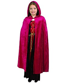Toddler Boys and Girls Hooded Cloak - Costume