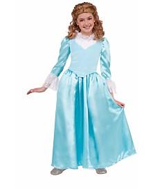 BuySeasons Girl's Colonial Girl Costume