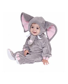 BuySeasons Infant-Toddler Elephant Costume
