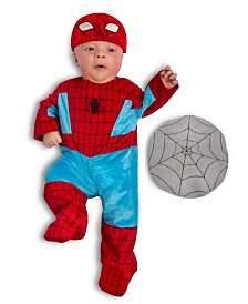 BuySeasons Marvel Spider Man Infant Costume