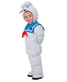 Toddler Boys and Girls Ghostbusters Stay Puft Costume