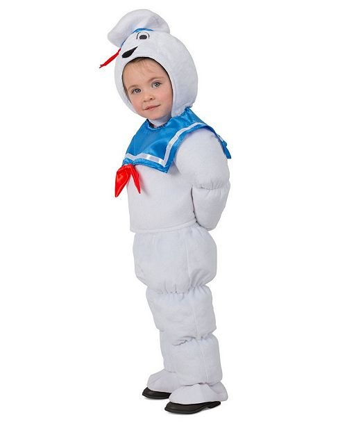 BuySeasons Toddler Boys and Girls Ghostbusters Stay Puft Costume