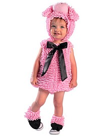 Baby Boys and Girls Squiggly Piggy Costume