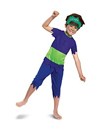 BuySeasons Boy's Super Monsters Frankie Mash Classic Child Costume