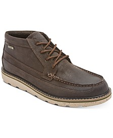 Men's Storm Front Waterproof Moc Boots