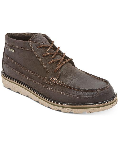 Rockport Men's Storm Front Chukka Boots