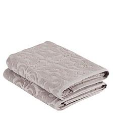Patchouli Bath Towels 2-Pc. Set