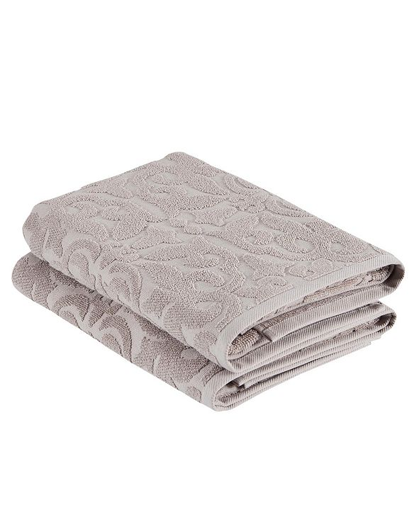 OZAN PREMIUM HOME Patchouli Bath Towels 2-Pc. Set