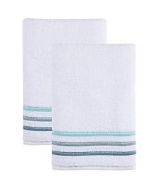 Bedazzle Bath Towel 2-Pc. Set