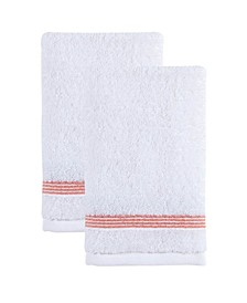 Bedazzle Washcloth 2-Pc. Set