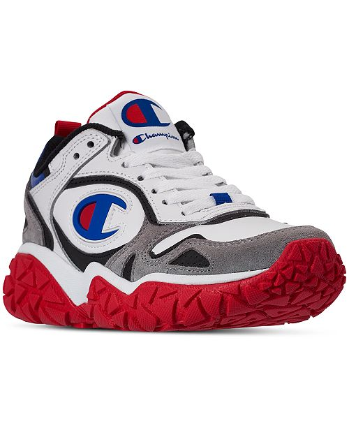 Champion Big Boys Tank Trak Athletic Sneakers from Finish Line