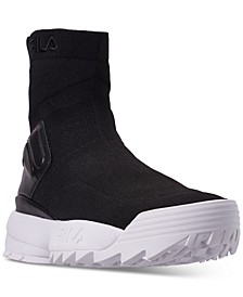 Women's Disruptor II Stretch Casual Sneakers from Finish Line