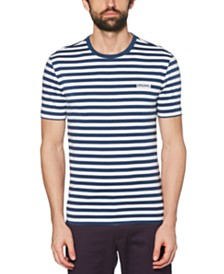 Original Penguin Men's Breton Stripe T-Shirt